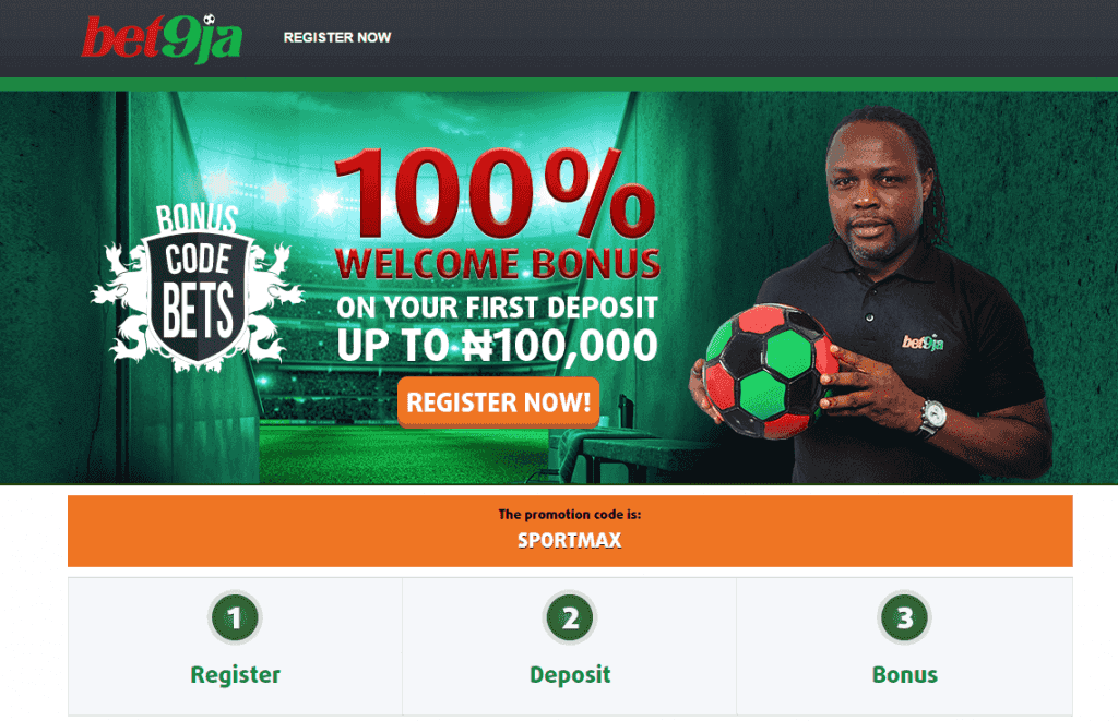 bet9ja promotion