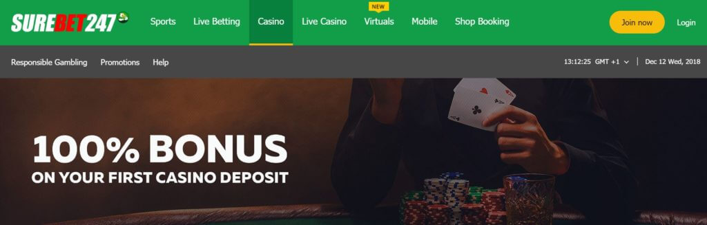 Surebet247 Welcome Offer