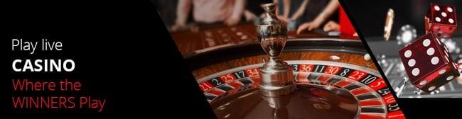 RedsonBet Casino Games