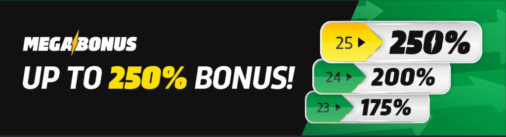 Premierbet bonus