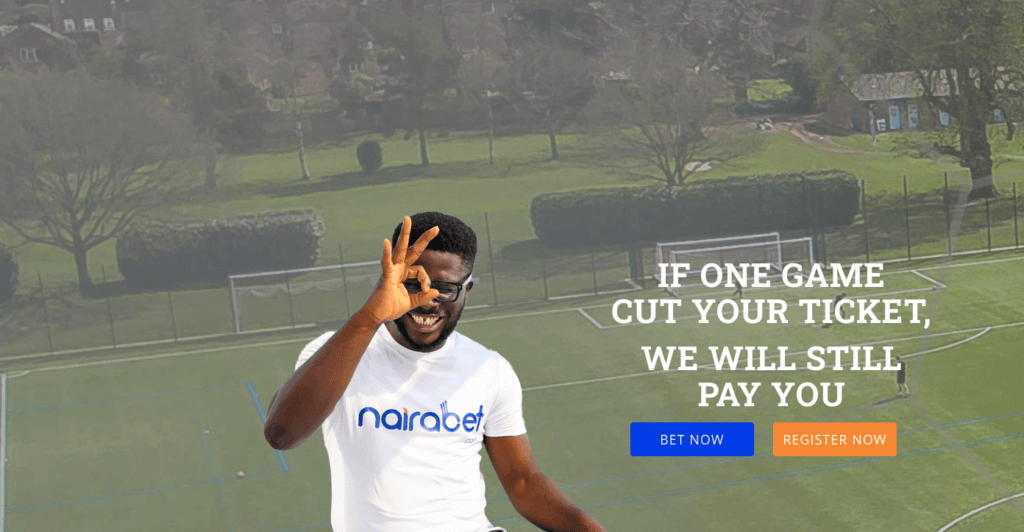 Nairabet Game Cut Bonus