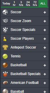 list-of-some-bet9ja-sports