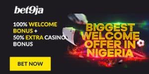 bet9ja biggest welcome bonus
