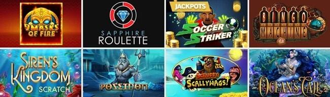 Betway Bonus Casino Games